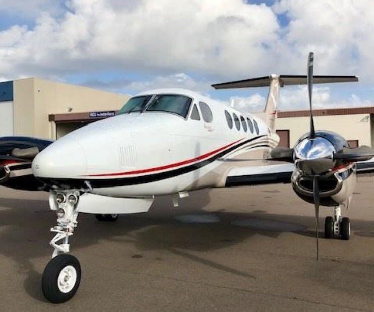 N119KA – KingAir 250 #BY-119 for Sale