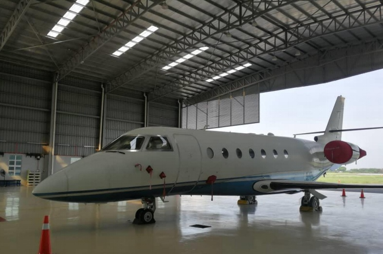 N320LV – Gulfstream G200 #SN32 for Sale
